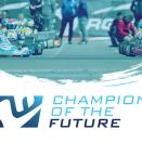 Série Champions of the Future: Mêmes pneus qu'en FIA Karting