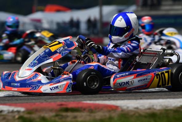 VDK Racing devoile l effectif de son team en 2020