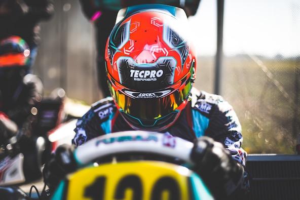 Heureux de retrouver des moteurs TM, comme en 2017 lorsqu'il l'avait emporté, Jérémy Iglesias vise une nouvelle victoire à la Winter Cup avec son Formula K.