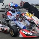 Mattéo Fel-Astorg se lance en KZ en 2020 avec Kart Management