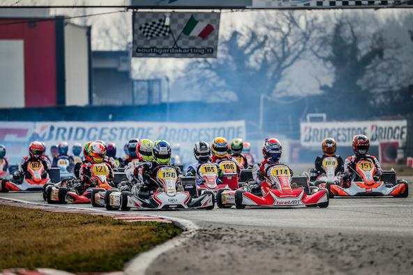 De nouvelles bagarres attendues en KZ2 à Lonato, une semaine après la Winter Cup