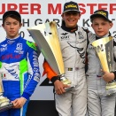 WSK / Junior: Arvid Lindblad gagne malgré Brando Badoer