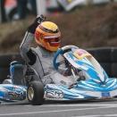 Open Kart / Salbris: Large domination de Delporte en Rotax