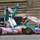 Open Kart / Salbris: Willy Runget au dessus du lot en Master-Gentleman