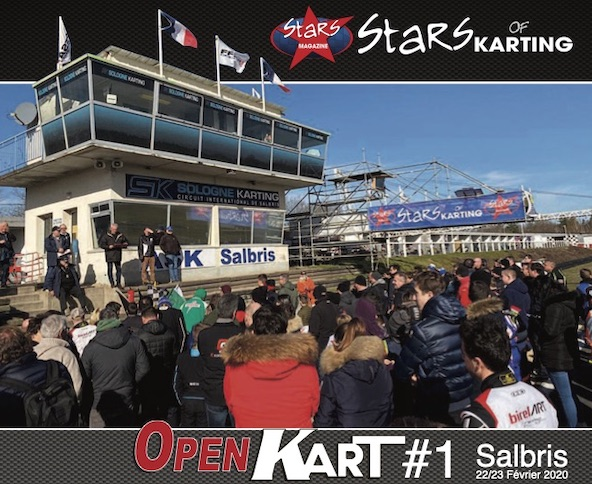 Le magazine numerique de l Open Kart a Salbris est en ligne-1