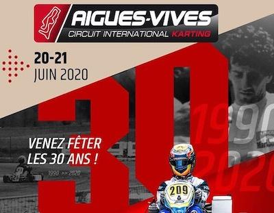 Les 30 ans d'Aigues-Vives fêtés comme il se doit les 20-21 juin