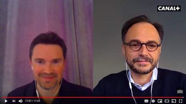 Président de la FFSA, Nicolas Deschaux s'est exprimé en vidéo