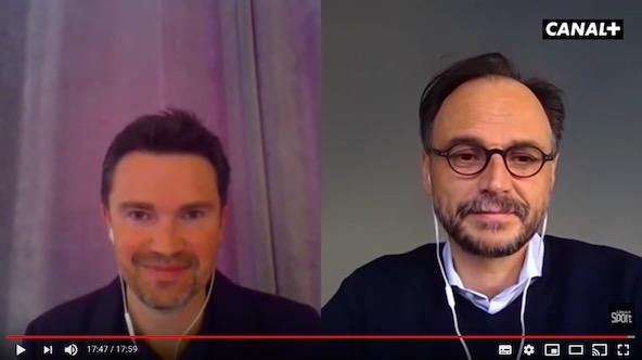 President de la FFSA Nicolas Deschaux s est exprime en video