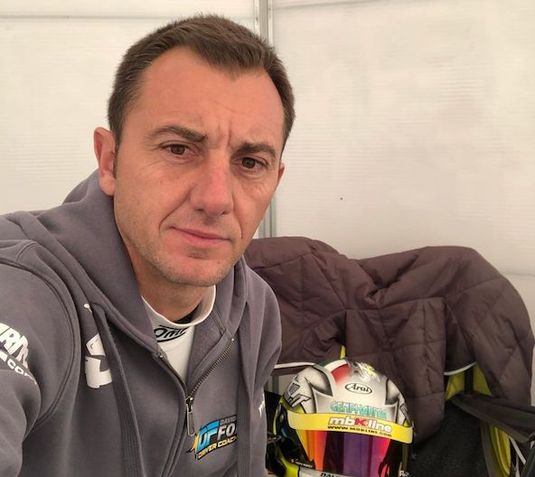 """Le multiple Champion du Monde Davide Foré en manque de kart: """"J'espère renouer bientôt avec ma passion préférée"""""""