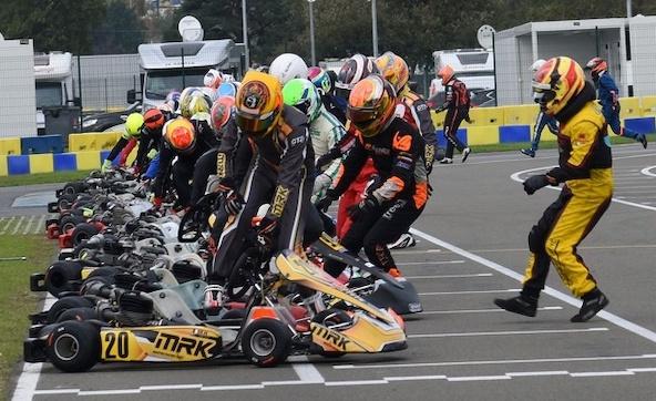 Des nouvelles d'Evo Kart et du KFS 2020