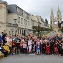 Revers de la médaille à Soissons: Le Trophée Clovis reporté