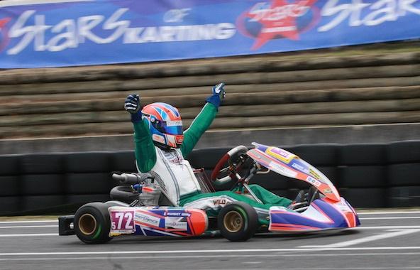Un bel effectif chez Kart Runner en 2020, à suivre prochainement…