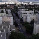 Un habitant de Valence fait du kart dans les rues de la ville !