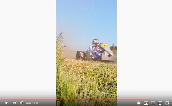 Videos confinement-le responsable de Kart Mag pete un plomb-2