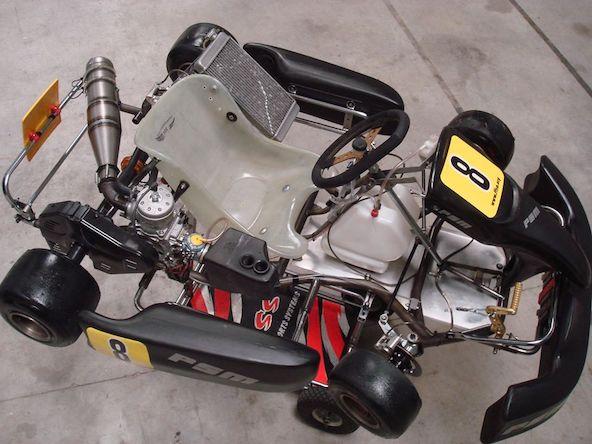 Didier Durand DSS raconte l histoire du chassis PSM-1