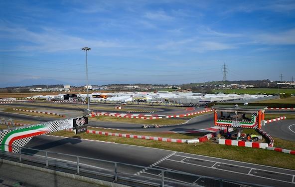 Le Karting se reveille doucement sur certains circuits en Europe