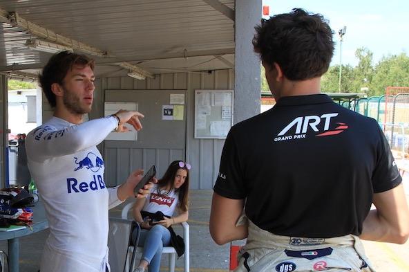 Pierre Gasly-Rouler en kart KZ avant de reprendre la F1 cest le top-2