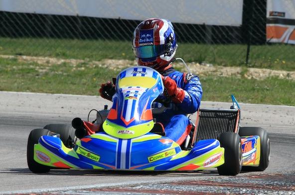 Pierre Gasly-Rouler en kart KZ avant de reprendre la F1 cest le top