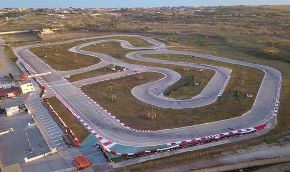 Le circuit Sicilien de Triscina