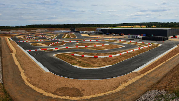 Un nouveau circuit en Europe en 2021: Mülsen en Allemagne