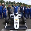Challenge de la Nièvre avec Feed Racing: Mathéo peut rêver !