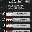 KFS: 2 sprints, 2 endurances, mais pas de Défi France