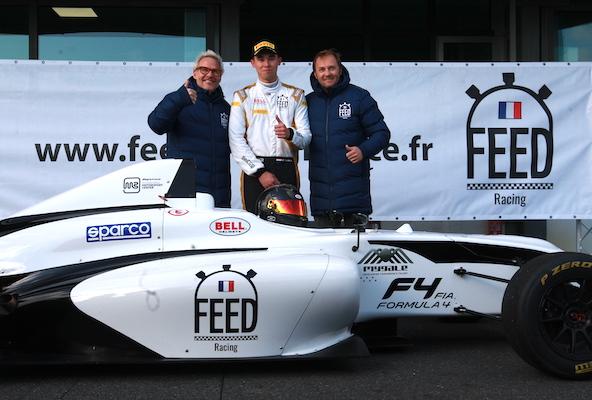 La Nievre et Feed Racing organisent leur finale ce week end