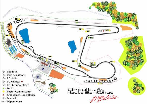 Le circuit de Haute-Saintonge lance le Long Circuit 2020-2