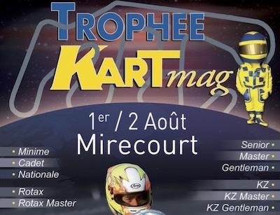 Pour ses 20 ans, le Trophée Kart Mag accélère la relance du karting français !