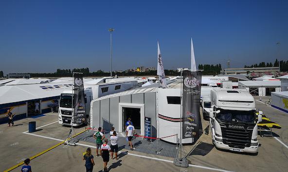 Liste des engages WSK Euro Series-182 pilotes a Sarno