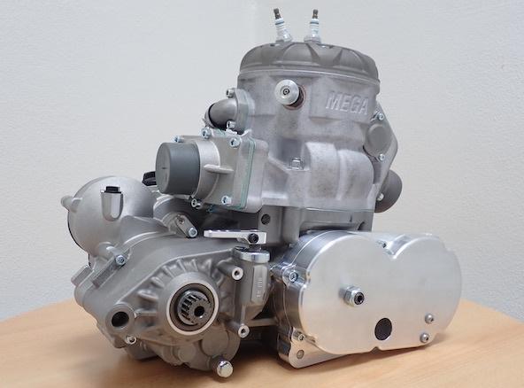 Un nouveau moteur pour le Superkart au Vigeant en vue de 2021