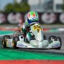 WSK Adria: Helias coupé dans son élan en 60 Mini, Matveev champion