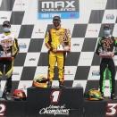 5 top-10 pour les Français en Rotax Euro Trophy à Genk