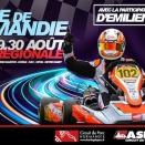 Coupe de Normandie ce week-end avec Emilien Denner !