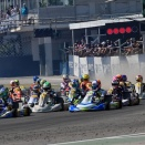 Euro Sarno FIA Karting: Dur-dur pour les Français !
