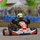 Trophée Kartmag: Bouvier triomphe face à Dorison en Cadet