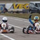 Trophée Kartmag: Perrot Thommerot gagne de justesse en Minime