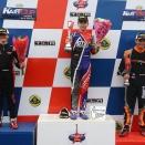 Kart Cup Nationale: Gaspard Simon maîtrise les éléments