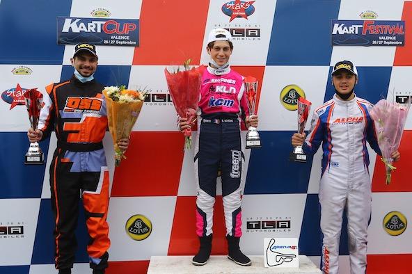 Kart Cup Senior-Qui arretera Enzo Leveque encore vainqueur-1