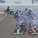 Kart Cup / Valence: Résultats chronos, manches 1 et 2
