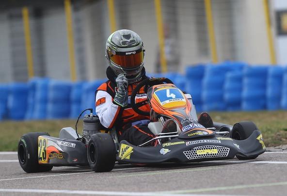"""Thomas Incandela, 1er en Formule 20.000 """"à eau"""""""