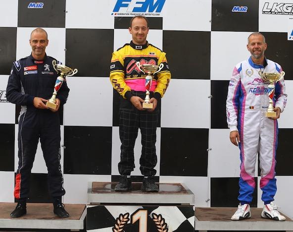 Johan Renaux, la passion de la Formule 20.000 et la victoire !