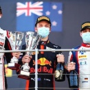 Superbe Théo Pourchaire, vice-Champion F3-FIA 2020