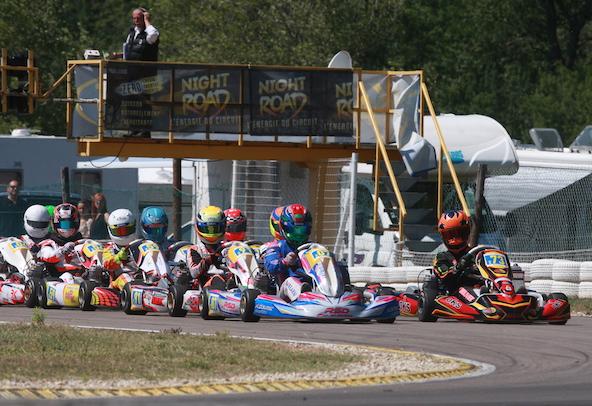 Valence-La Kart Cup et le Valentinois s adaptent a la scolarite et au travail