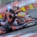 Double poster (Gasly-Vergne) dans le n°206 de Kart Mag