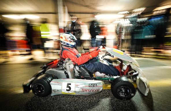 Victoire de LGB-Kart Runner