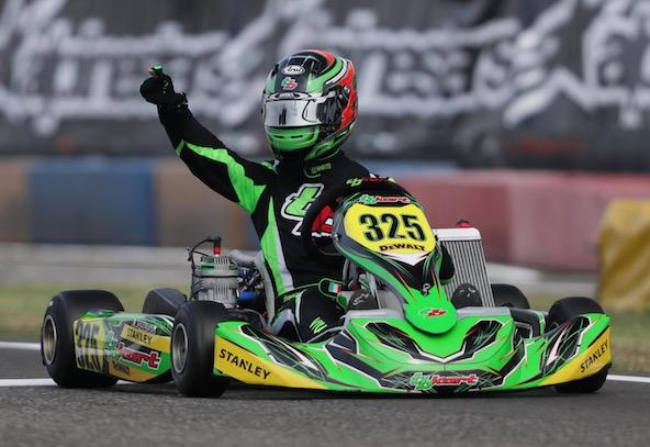 Victoire de Villa en X30 Senior à Castelletto