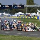 IAME Le Mans: Perrot Thommerot gagne en Minime, Dorison en Cadet
