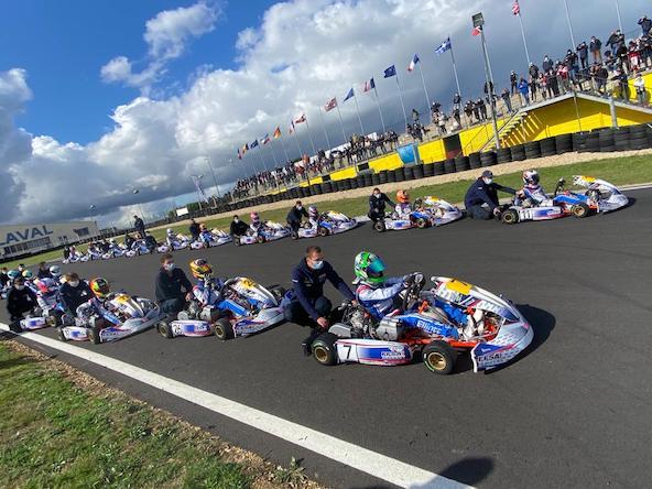 Junior Academy-Peugeot vainqueur face a une rude adversite-1