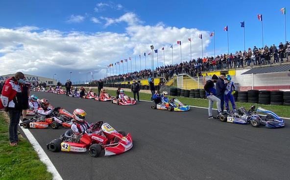 155 pilotes attendus à Belmont pour le Championnat de France